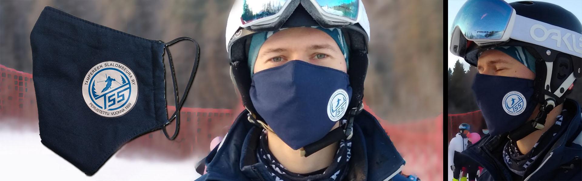 Persoonalliset kangasmaskit omalla painatuksella | Pokaalipojat - Tampere